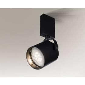 Lampa sufitowa z regulowanym pojedynczym reflektorem Shilo Tenri 2242 Led