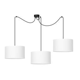 LAMPA WISZĄCA ROTO 3 WHITE