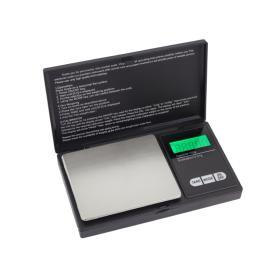 Jubilerska Precyzyjna Waga Elektroniczna 500g./0,01g. z Ekranem LCD + Podświetlenie.