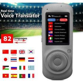 Profesjonalny Mobilny Tłumacz Mowy (82-języki!) + Konwersacja + Dotykowy Ekran HD...