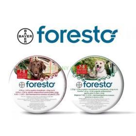 Obroża Dla Psów i Kotów Do 8Kg Foresto