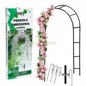 Pergola Ogrodowa 140x38x240 Garden Line