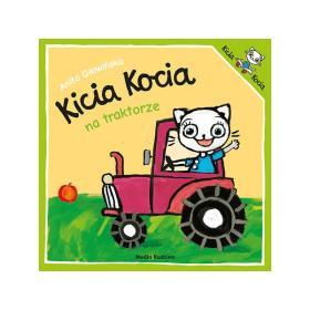 Kicia Kocia na traktorze Anita Głowińska