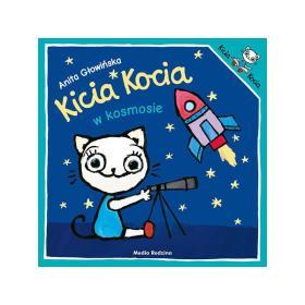 Kicia Kocia w kosmosie Anita Głowińska