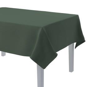 Dekoria.pl Obrus prostokątny, zgaszony zielony, 130 × 280 cm, Linen