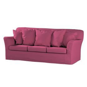 Dekoria.pl Pokrowiec na sofę Tomelilla 3-osobową nierozkładaną, zgaszona fuksja, 194 x 80 x 76 cm, Living