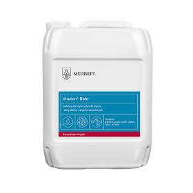 Viruton® Bohr Gotowy do użycia płyn do mycia i dezynfekcji narzędzi obrotowych 5l
