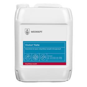 Viruton® Forte Koncentrat do mycia i dezynfekcji narzędzi chirurgicznych 5l