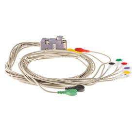 Kabel pacjenta KRH 712-10-przykręcany