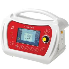Respirator transportowy E500