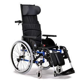 Wózek inwalidzki V500 30 stopni