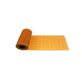 Pas gumowy do elektrod ekg / H 100 mm x L 150 cm
