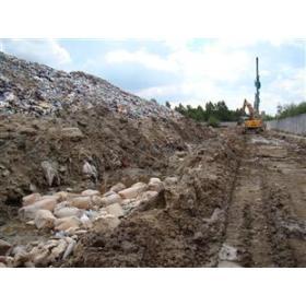 Składowiska odpadów niebezpiecznych - zabezpieczenia