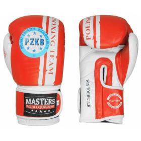 Rękawice bokserskie RBT-PZKB 10 oz