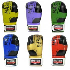 Rękawice bokserskie RPU-MASTERS (ZMIANA CENY)