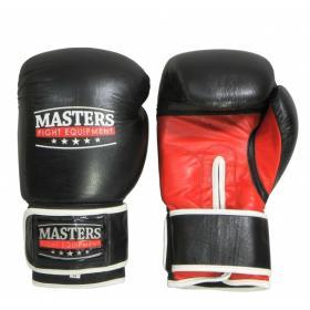 Rękawice bokserskie MASTERS - RBT-301 !NOWE ROZMIARY!