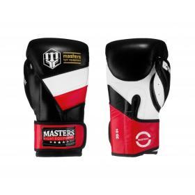 Rękawice bokserskie RBT-MFE-PL czarne