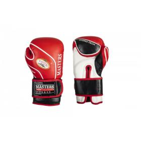 Rękawice bokserskie skórzane HYDRO-TECH - RBT-TECH