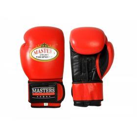 Rękawice bokserskie skórzane RBT-15 10 oz
