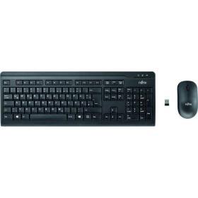 Klawiatura i mysz Wireless KB LX410 DE Se S26381-K410-L420