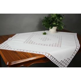 Serwety ręcznie haftowane