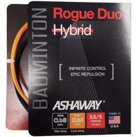 Naciąg badminton Ashaway Rogue Duo Hybrid