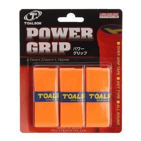 Owijki Toalson Power Grip Pomarańczowe