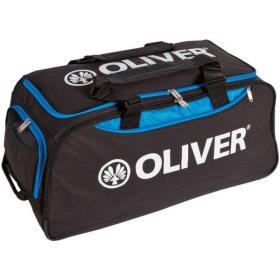 Torba Oliver Tournament Bag Czarno/Niebieska