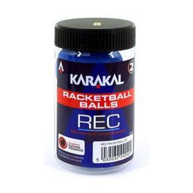 Piłka Karakal Blue Recreation Tub x2