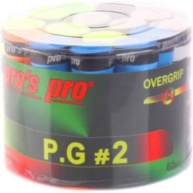 Owijki Pro's Pro P.G 2 Mix 1 szt. : Wariant - Żółty