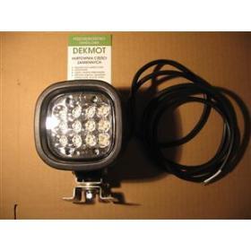 lampa robocza 12 LED 3000 lm