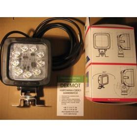 lampa robocza 9 LED 1300 lm