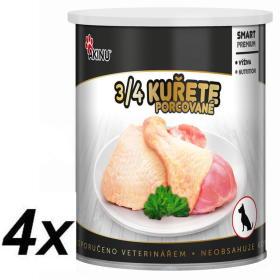 Akinu karma dla psów (pierś z kurczaka) PREMIUM 4 x 800g, BEZPŁATNY ODBIÓR: WROCŁAW!