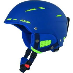 Alpina Sports kask narciarski Biom Navy Matt 54-58, BEZPŁATNY ODBIÓR: WROCŁAW!