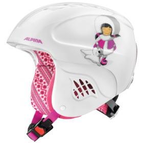 Alpina Sports kask narciarski Carat Eskimo-Girl 51-55, BEZPŁATNY ODBIÓR: WROCŁAW!
