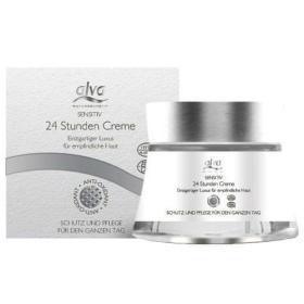 Alva 24-godzinny krem do twarzy dla skóry wrażliwej Sensitive (objętość 30 ml), BEZPŁATNY ODBIÓR: WROCŁAW!
