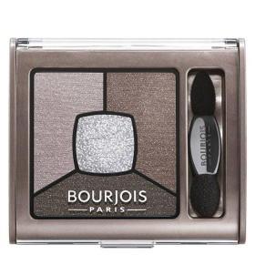 Bourjois Cień do powiek (Zadymionych historie Quad powiek palety) 3,2 g (cień 06 Upside Brown), BEZPŁATNY ODBIÓR: WROCŁAW!