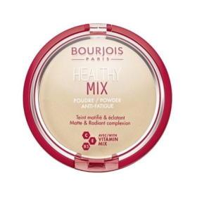 Bourjois Compact Tissue for Healthy Mix ( Anti-Fatigue Powder) 11 g (cień 002 Beige), BEZPŁATNY ODBIÓR: WROCŁAW!