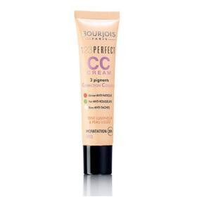 Bourjois Krem CC twarzy (123 makijażu Idealny CC krem) 30 ml (cień 32 Beige Clair), BEZPŁATNY ODBIÓR: WROCŁAW!