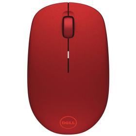 DELL WM126 optyczna mysz bezprzewodowa (570-AAQE), czerwona, BEZPŁATNY ODBIÓR: WROCŁAW!
