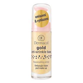 Dermacol Baza odmładzająca pod makijażem ze złotem ( Anti-Wrinkle Base) Gold ( Anti-Wrinkle Base) (objętość 1, BEZPŁATNY ODBIÓR: WROCŁAW!