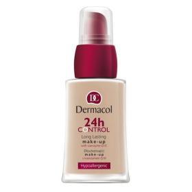 Dermacol Długotrwałe (makijażu -24 kontrola) makijaż 30 ml (cień 4), BEZPŁATNY ODBIÓR: WROCŁAW!