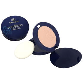 Dermacol Proszek do makijażu suchych i 6 g (cień 1), BEZPŁATNY ODBIÓR: WROCŁAW!