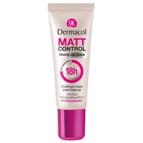Dermacol W oparciu matujący make-up 18h Matt Control 20 ml, BEZPŁATNY ODBIÓR: WROCŁAW!