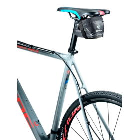 DEUTER sakwa podsiodłowa Bike Bag Race II black, BEZPŁATNY ODBIÓR: WROCŁAW!