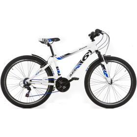 """Dino bikes Rower MTB Aurelia 26"""" Boy White 39/S 15,3"""", BEZPŁATNY ODBIÓR: WROCŁAW!"""