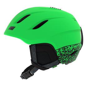 Giro kask narciarski Nine Bright Green M (55,5-59 cm), BEZPŁATNY ODBIÓR: WROCŁAW!