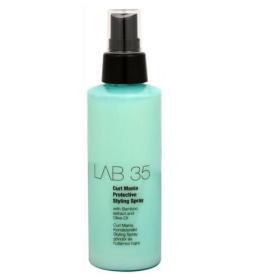 Kallos sprayu stylizacji kręcone włosy (LAB 35 Zwijanie mania stylizacji spray) 150 ml, BEZPŁATNY ODBIÓR: WROCŁAW!