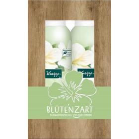 Kneipp Pielęgnacja ciała Zestaw upominkowy Silk kwiat 2 x 200 ml, BEZPŁATNY ODBIÓR: WROCŁAW!