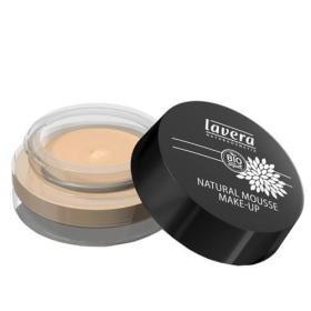 Lavera Naturalny makijaż piankowy (naturalna pianka makijażu) 15 g (cień 01 slonová kost), BEZPŁATNY ODBIÓR: WROCŁAW!